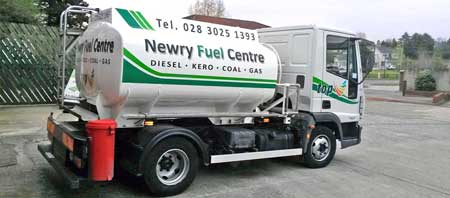 Newry Fuel Oil Lorry Delivery